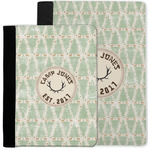 Deer Notebook Padfolio w/ Name or Text