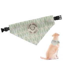 Deer Dog Bandana (Personalized)