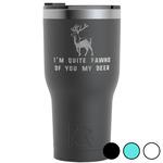 Deer RTIC Tumbler - 30 oz (Personalized)