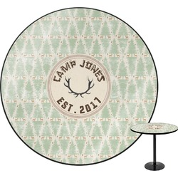 Deer Round Table (Personalized)