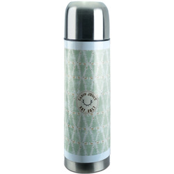 Deer Stainless Steel Thermos (Personalized)