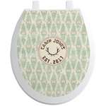 Deer Toilet Seat Decal (Personalized)