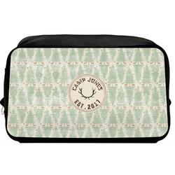 Deer Toiletry Bag / Dopp Kit (Personalized)