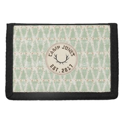 Deer Trifold Wallet (Personalized)