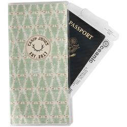 Deer Travel Document Holder