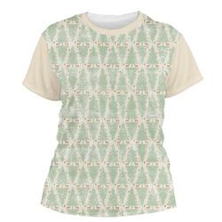 Deer Women's Crew T-Shirt (Personalized)