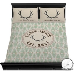 Deer Duvet Covers (Personalized)