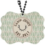 Deer Rear View Mirror Decor (Personalized)