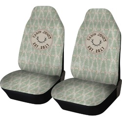 Deer Car Seat Covers (Set of Two) (Personalized)