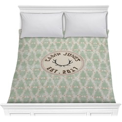 Deer Comforter (Personalized)