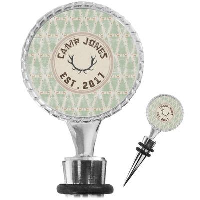 Deer Wine Bottle Stopper (Personalized)