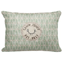 Deer Decorative Baby Pillowcase - 16