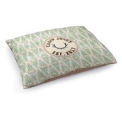 Deer Dog Pillow Bed (Personalized)