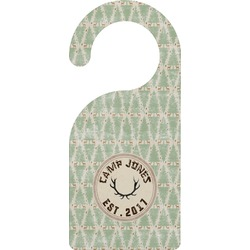 Deer Door Hanger (Personalized)