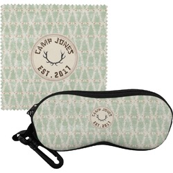 Deer Eyeglass Case & Cloth (Personalized)