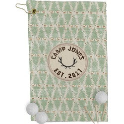 Deer Golf Towel - Full Print (Personalized)