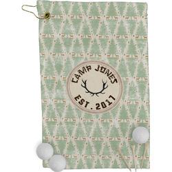 Deer Golf Towel - Full Print (Personalized)