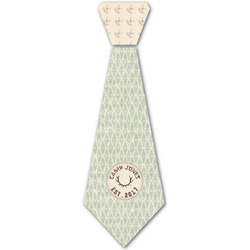 Deer Iron On Tie (Personalized)