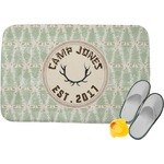 Deer Memory Foam Bath Mat (Personalized)