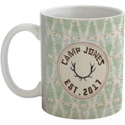 Deer Coffee Mug (Personalized)