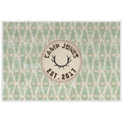 Deer Placemat (Laminated) (Personalized)