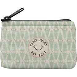 Deer Rectangular Coin Purse (Personalized)
