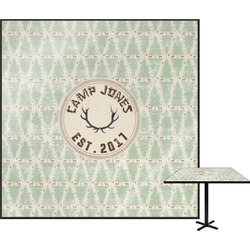 Deer Square Table Top (Personalized)