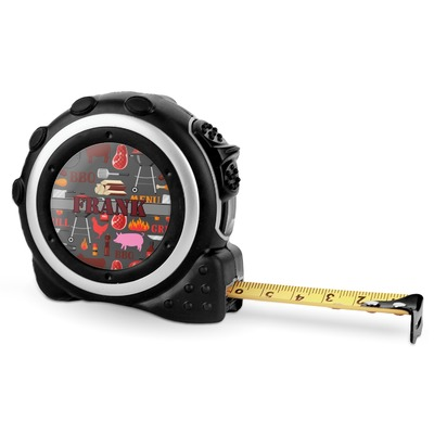 Barbeque Tape Measure - 16 Ft (Personalized)