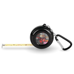 Barbeque Pocket Tape Measure - 6 Ft w/ Carabiner Clip (Personalized)