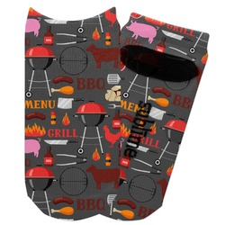 Barbeque Adult Ankle Socks (Personalized)