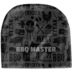 Barbeque Baby Hat (Beanie) (Personalized)
