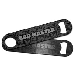 Barbeque Bar Bottle Opener w/ Name or Text