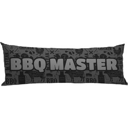 Barbeque Body Pillow Case (Personalized)