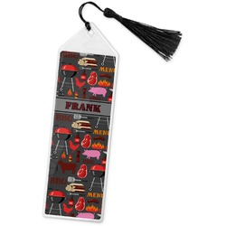 Barbeque Book Mark w/Tassel (Personalized)