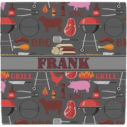 Barbeque Ceramic Tile Hot Pad (Personalized)