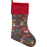 Barbeque Christmas Stocking (Personalized)