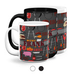 Barbeque Coffee Mugs (Personalized)