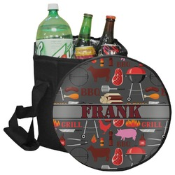 Barbeque Collapsible Cooler & Seat (Personalized)
