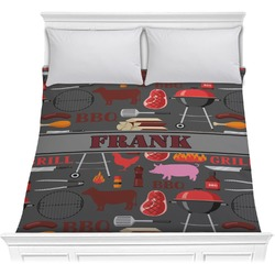 Barbeque Comforter (Personalized)