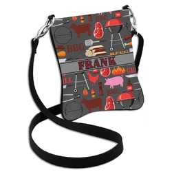 Barbeque Cross Body Bag - 2 Sizes (Personalized)