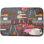 Barbeque Dish Drying Mat (Personalized)