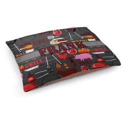Barbeque Dog Bed (Personalized)