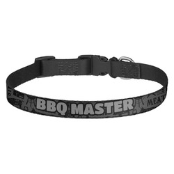 Barbeque Dog Collar - Multiple Sizes (Personalized)