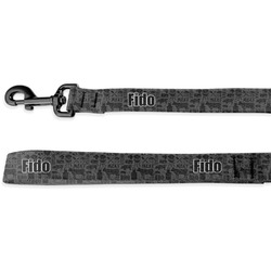 Barbeque Deluxe Dog Leash (Personalized)