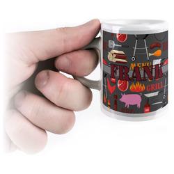Barbeque Espresso Cups (Personalized)