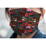 Barbeque Face Mask Cover (Personalized)