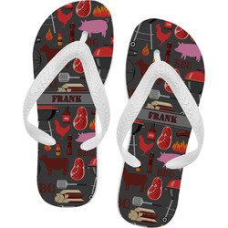 Barbeque Flip Flops (Personalized)