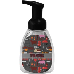 Barbeque Foam Soap Dispenser (Personalized)