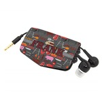 Barbeque Genuine Leather Cord Wrap (Personalized)