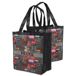 Barbeque Grocery Bag (Personalized)